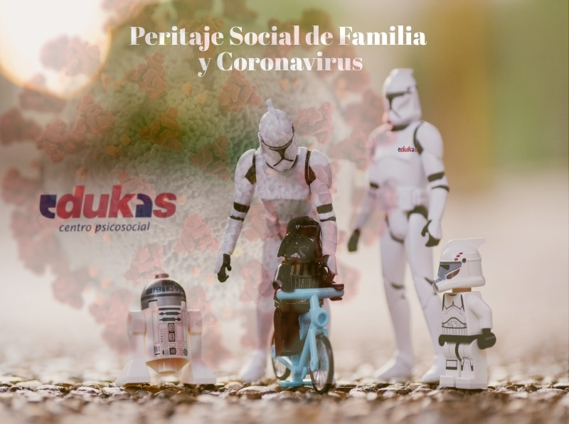 Peritaje Social Familiar y Coronavirus.