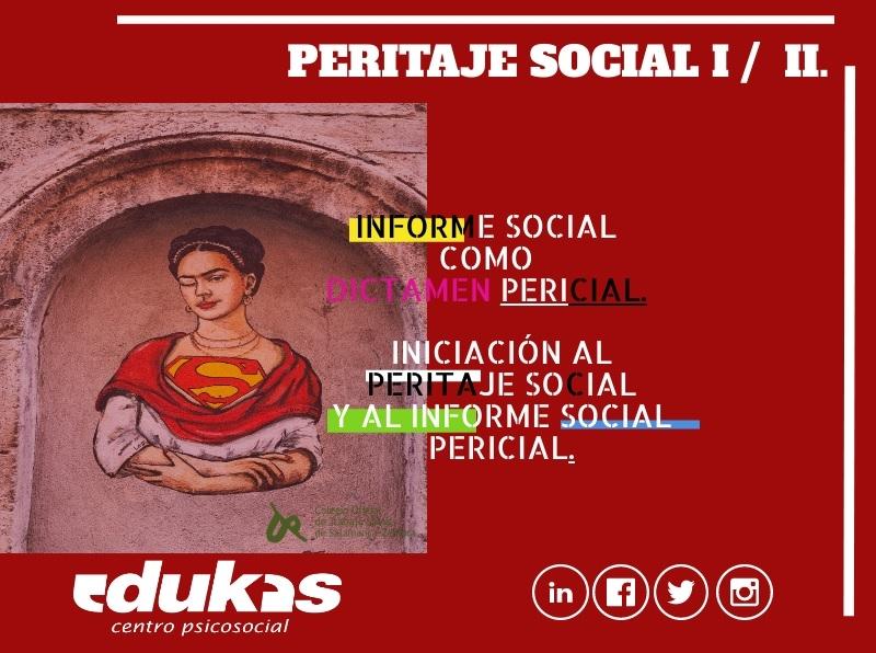 CURSO PERITAJE SOCIAL COTS HUELVA